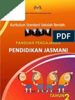 Panduan Pengajaran Pend Jasmani Thn 2-24Okt2011