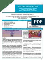 ADINET Newsletter