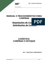 Manual Compras I