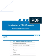 TIBCO Product Introduction