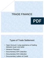 Class 4 or 5Trade Finance