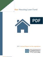 Olene Walker Housing Loan Fund 2011 Annual Report