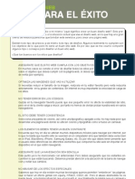 Tips de Diseño Web - PASOS PARA EL EXITO