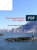 Unseen Hands Behind Sep 11-Wtc Collapse-With Military Photos of the Twin Towers by Anna Farahmand Michael Webber-Benson-terrorist Handbook-paladin Press
