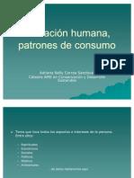 Población humana CVCR