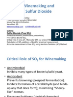Winemaking-SO2