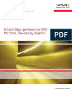 High Performance Nas Architecture Guide