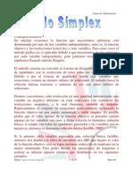 Método Símplex v01