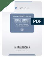 Sexual Assault Kit Commission Recommendation