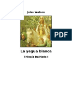 Watson Jules - Dalriada 1 - La Yegua Blanca