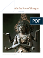 Burning Fire Shingon