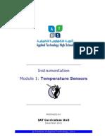 Module1 Temperature Sensors