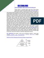 Perbedaan Antara ISO 9001 , HACCP & ISO 22000