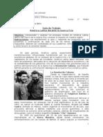 Guía América Latina durante la Guerra Fría