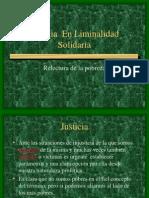 Justicia en Liminalidad Solidaria