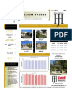 Folsom Trends Newsletter January 2012