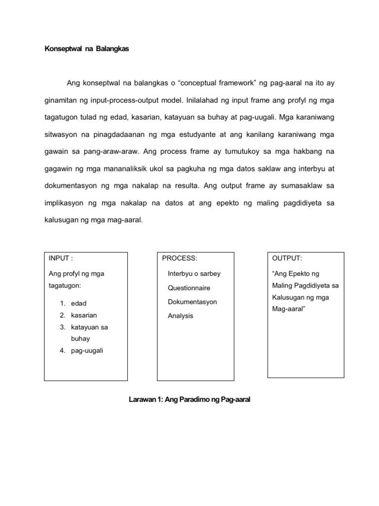 konseptwal framework