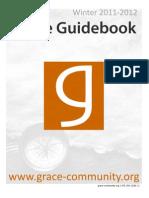 Grace Guide Winter 2011-2012