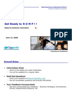 TXUE ROMP Infomercials - Sales