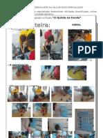 ATIVIDADES DESENVOLVIDAS - 1-º período
