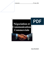 negociation commerciale