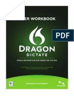 Dragon Dictate Manual