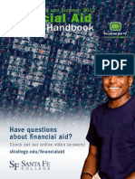 Santa Fe College Financial Aid Handbook 2011-12