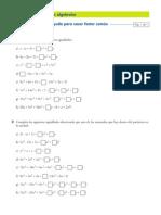 Repaso Todo Fracciones Algebraic As 3eso