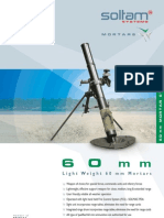 Soltam Systems Light Weight 60mm Mortars