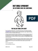 Fallout Bible 8