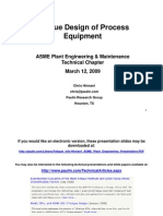 Hinnant ASME Plant Engineering Presentation