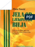 Zlata Nanić - Jela od ljekovitog bilja