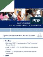 State Board of Education. Dr. Kelvin Adams. 01-17-12