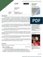 Sandra Crucianelli VisualCV Resume