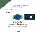 Cooper Area Economica Asia Pacific
