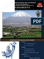 DIAGNOSTICO DE LA REGION AREQUIPA - METODO INDIRECTO