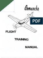 ComancheTrainingManual