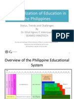 Decentralization Education Philippines