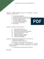 proiect metodologii
