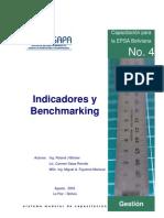 Indicadores y Benchmarking