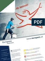 Europass Flyer Jugend Web