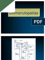 Glomerulopatías[1]