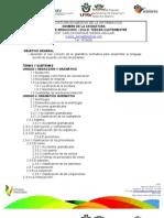 Programa Taller de Redacción I