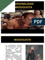 PERSONALIDAD MASOQUISTA