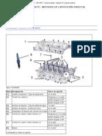 207 (A7) - B1BB015SP0 - 21 - 29_11_2011 - Pares de apriete _ Motores EP ( inyección directa)