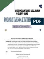 PRS Rancangan tahunan 2011