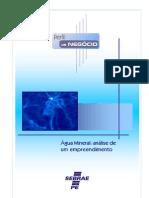 Água Mineral - análise de um empreendimento