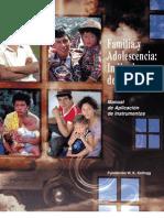 F-Copes rio Para Familia y Adolescencia