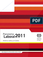 Panorama Laboral OIT 2011
