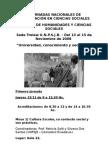 II Jornadas Nacionales de InvestigaciÓn en Ciencias Sociales
